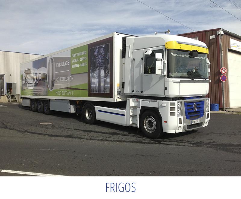 camion frigorifique