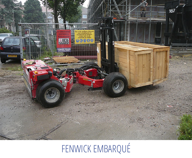 fenwick embarqué