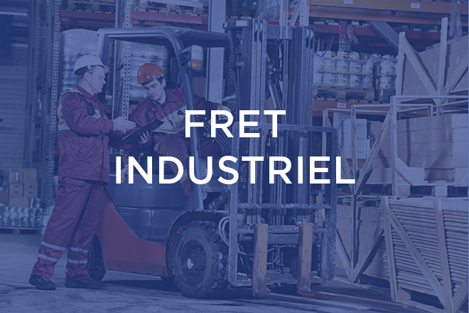 Fret industriel